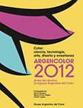 Cubierta para Color: ciencia, tecnología, arte, diseño y enseñanza