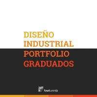 Diseño Industrial portfolio graduados: convocatoria FAUD 2018