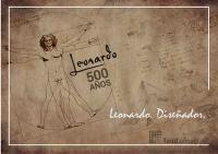 Leonardo: Diseñador